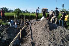 Gali Fondasi Rumah, Buruh Bangunan Temukan Tulang Belulang Manusia