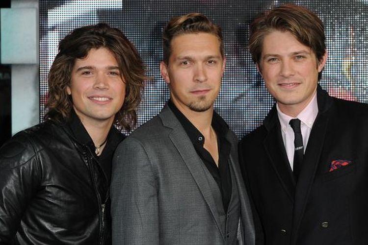 Grup musik kakak beradik, Hanson.