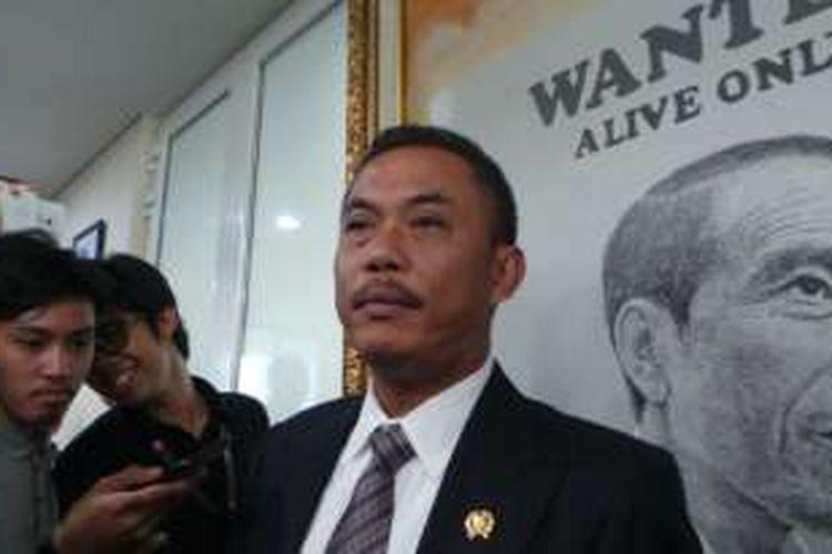 Ketua DPRD DKI Jakarta Prasetio Edi Marsudi. Foto diambil Kamis (3/3/2016).