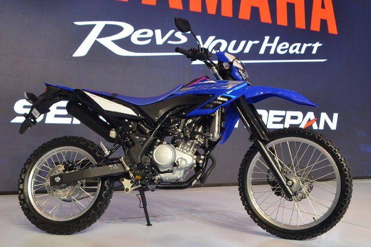 Yamaha WR 155R meluncur di Indonesia