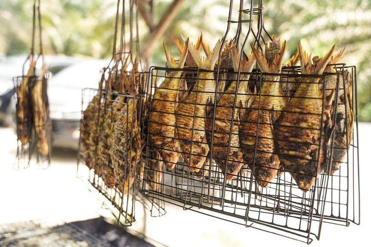 Salah satu produk kuliner dari Desa Wisata Koto Mesjid di Riau.