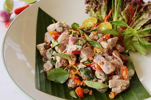Resep Gohu Ikan Cakalang, Sashimi Khas Maluku
