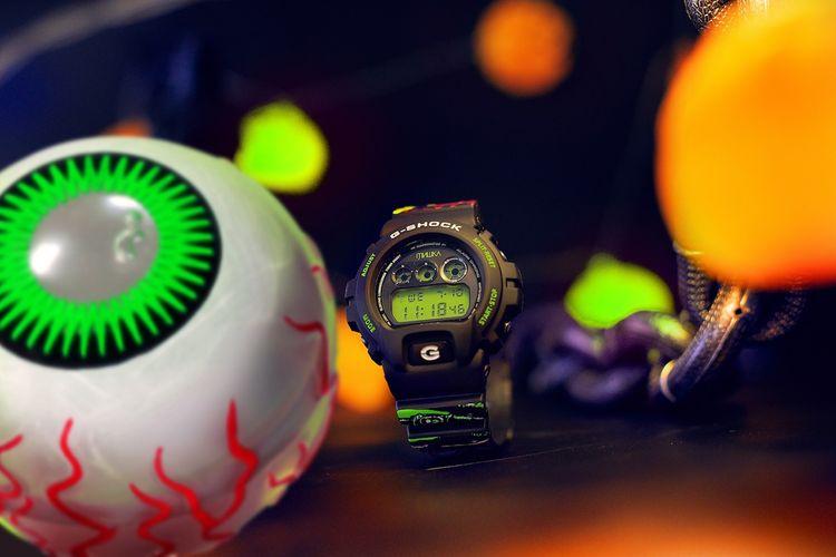 Miskha x G-Shock 6900 Halloween