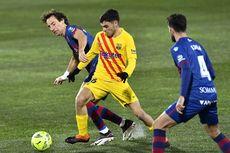 Tampil Ganas, Asa Bocah Ajaib Barcelona ke Euro 2020 Bertambah