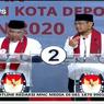 Negatif Covid-19, Idris Tunggu Rekomendasi RSUD untuk Debat Pilkada Depok Besok