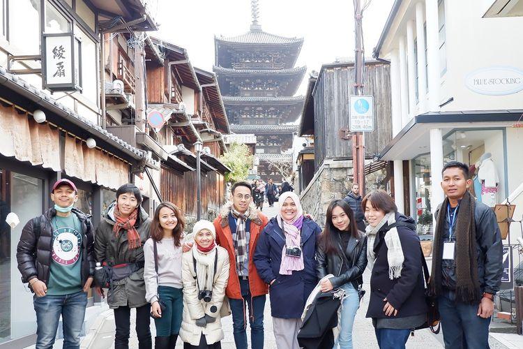 Winter Japan Culture Camp adalah program pengenalan dan pembelajaran budaya Jepang yang diadakan oleh ASEAN Youth Friendship Network (AYFN).