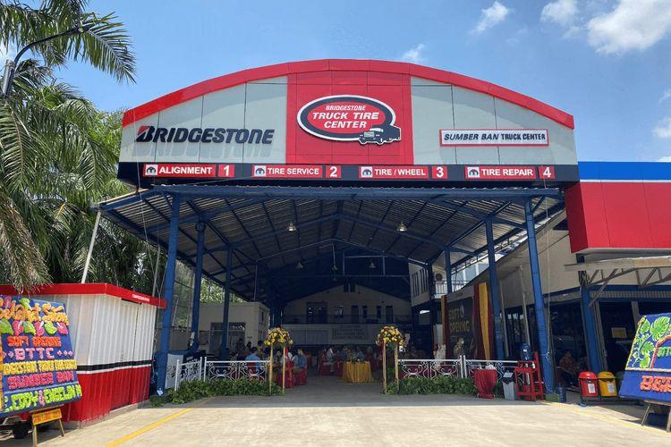 Bridgestone Truck Tire Center Palembang
