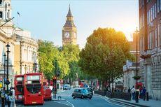 Ekonomi Inggris Sentuh Level Terendah dalam 40 Tahun di Kuartal I 2020