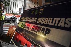 Catat 13 Titik Perluasan Ganjil Genap Jakarta Mulai Senin