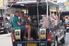 Turis Singapura Pilih Bangkok Ketimbang Bali