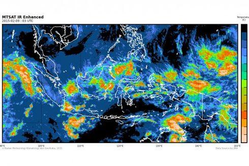 BMKG: Hujan Hari Ini Luar Biasa, Setara Total Hujan Sebulan