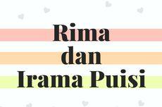 Rima Puisi dan Irama