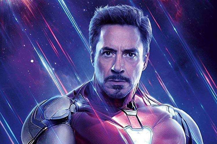 Aktor pemeran Iron Man, Robert Downey Jr.