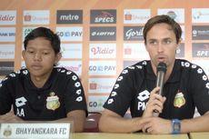 Pelatih Bhayangkara FC Bangga Ichsan Dipanggil Timnas Indonesia