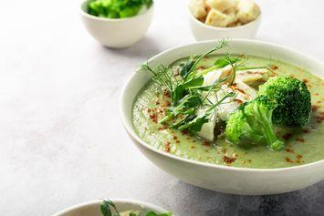 Resep Sup Krim Brokoli, Hidangan Kaya Serat dan Protein