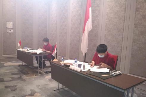 Pantik Prestasi di Tengah Pandemi, 4 Siswa Wakili Indonesia di Olimpiade Kimia Internasional