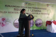 Menyandang Nama Pahlawan Nasional, RSUP Ambon Pertama di Indonesia Timur