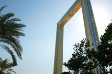 5 Tempat Wisata Ikonik di Dubai, Ada Bingkai Foto Raksasa