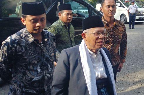 Prabowo-Sandi Didukung GNPF, Ma'ruf Amin Klaim Didukung 400 Kiai Besar