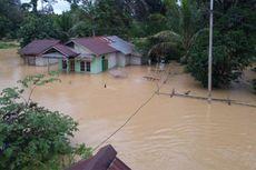 4 Kecamatan di Sintang Kalbar Terendam Banjir hingga 2 Meter