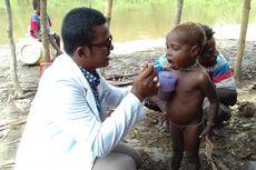 Kisah Dokter di Asmat Papua, Kemanusiaan Lebih Tinggi dari Rasa Rindu untuk Anak Istri (1)