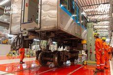MRT Jakarta Uji Coba Perawatan Seluruh Ratangga Agustus 2021