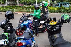Ojek Online Dilarang Angkut Penumpang di Kelurahan Zona Merah Depok