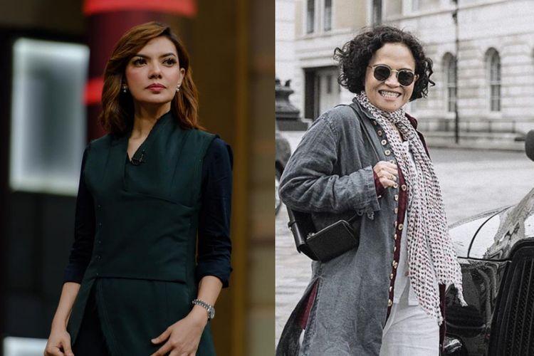Najwa Shihab dan Mira Lesmana