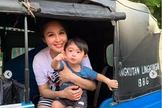 Bahagianya Putra Sandra Dewi, Raphael Moeis, Naik Bajaj dan Bus Transjakarta