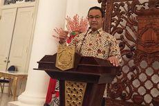 Anies Minta MRT Jakarta Siapkan Perpustakaan di Tiap Stasiun