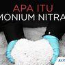 Ledakan Lebanon, Pakar Khawatir 170 Situs Berisi Amonium Nitrat di Australia