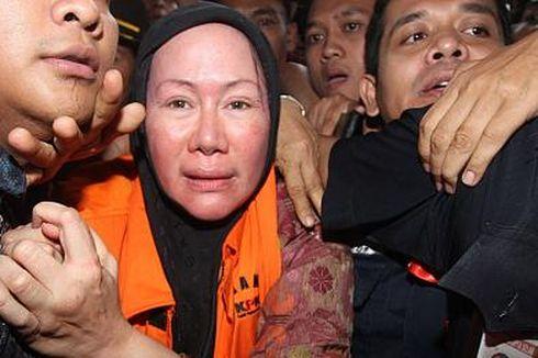 Kasus Suap Akil Mochtar, Mantan Gubernur Banten Ratu Atut Chosiyah Ajukan PK