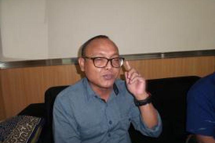Anggota Fraksi Partai Gerindra DPRD DKI Jakarta Syarief