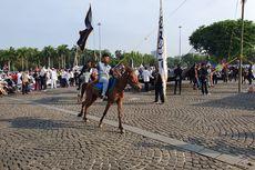 Ada Atraksi Kuda di Reuni Akbar 212
