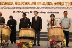 Risma Jadi Narasumber Soal Sampah di Forum 38 Negara