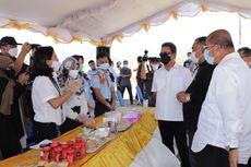 Menteri Trenggono Minta Politeknik Kementerian KP Perkuat Potensi Wirausaha Peserta Didik