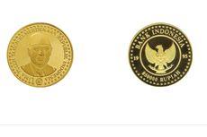 Ini Uang Koin Termahal, Kepingan Rp 850.000 Gambar Pak Harto
