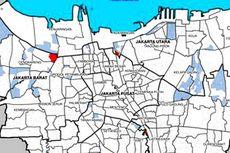 Ini Dia Peta Digital Banjir Jakarta Hari Ini