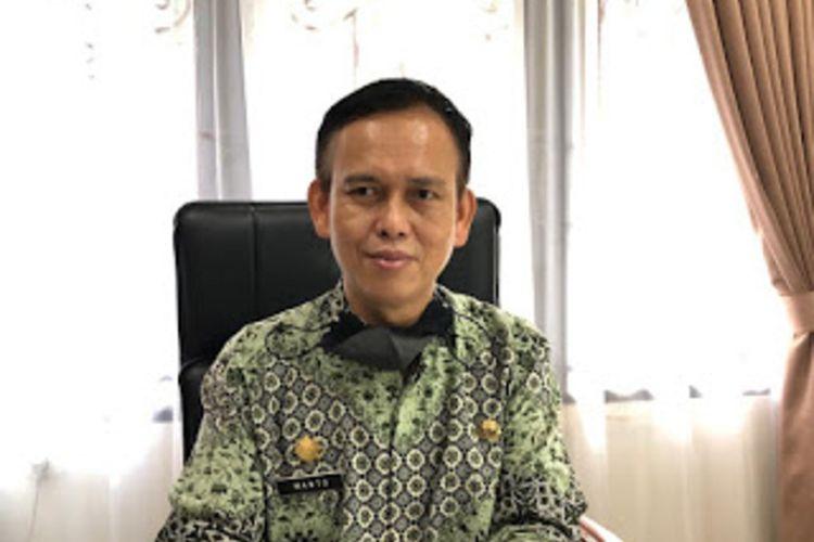 Kepala Dinas Tenaga Kerja dan Transmigrasi Kalimantan Barat, Manto Saidi