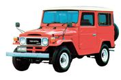 Kado Gazoo Racing Rayakan 70 Tahun Toyota Land Cruiser FJ40