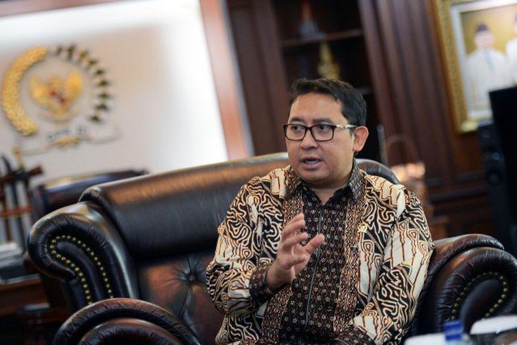 Ketua Badan Kerja Sama Antar-Parlemen (BKSAP) DPR RI Fadli Zon.
