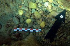 Penyelam Amatir Temukan Harta Karun Peninggalan Kekaisaran Romawi saat Bersihkan Sampah Dasar Laut
