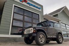Diremajakan, Suzuki Jimny Jangkrik Pakai Mesin Turbo