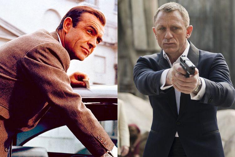 Cuplikan film James Bond