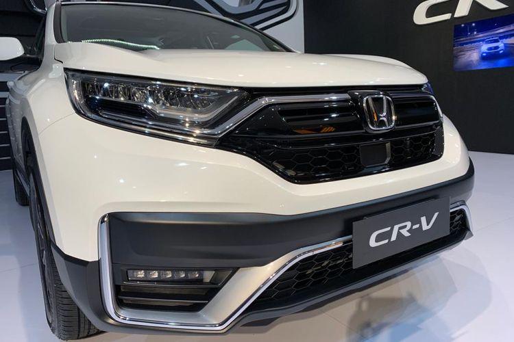 First Impression Honda CR-V facelift.