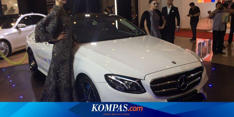 Mercedes Benz Kenalkan Merek Mobil Listrik