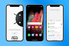 Samsung Sediakan Android di iPhone