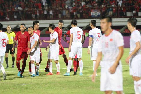 Indonesia Vs Vietnam, Tim Garuda Kalah untuk Keempat Kalinya