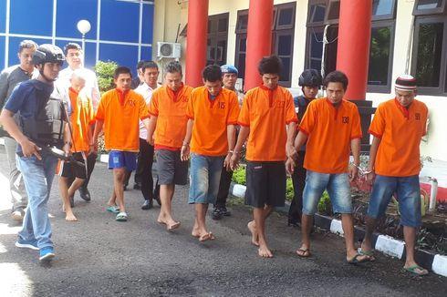 7 Polisi Diduga Terlibat Kasus Kaburnya 30 Tahanan Polresta Palembang