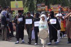 Karnaval Muharam Meriahkan Pergantian Tahun Baru Islam di Banda Aceh